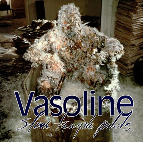 Stone Temple Pilots Pearl - Vasoline - Blue Vinyl