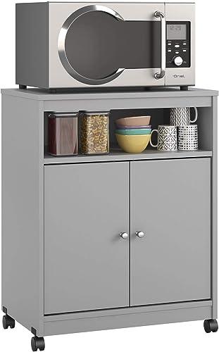 Ameriwood Home Landry Microwave Cart