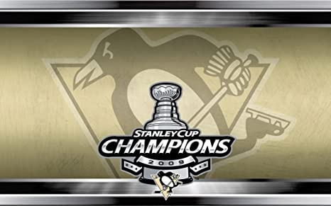 Pittsburgh Penguins Customized 38x24 Inch Silk Print Poster