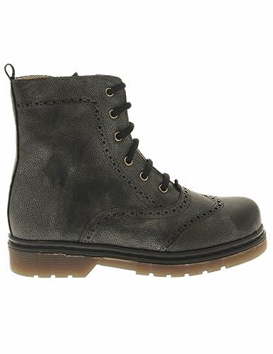 4f00eb3fa892e Gulliver Botiin 6S3736 émincé Gris  Amazon.fr  Chaussures et Sacs