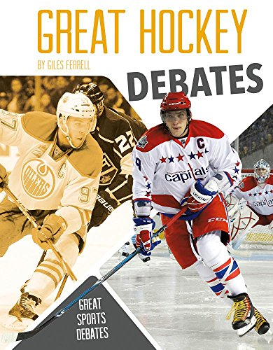 Great Hockey Debates (Great Sports Debates) by Sportszone