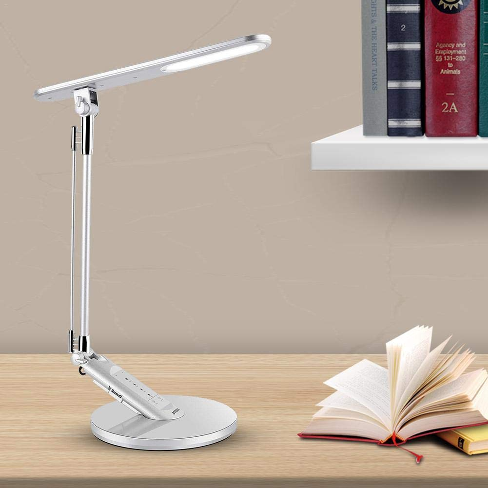 Amazon.com: iBaste Folding LED Desk Lamps - 7 Dimming Levels ...