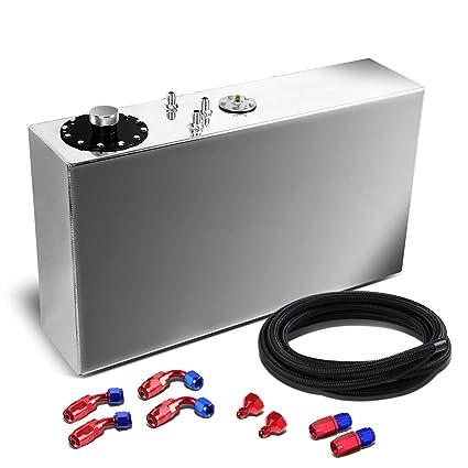Amazon com: 17-Gallon Slim Aluminum Top-Feed Fuel Cell Gas