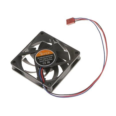 Homyl Ventilador Del Ordenador Portátil Del Ventilador De La Computadora Portátil Del Refrigerador De La Fan