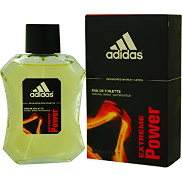 ADIDAS EXTREME POWER by Adidas EDT SPRAY 3.4 OZ (DEVELOPED WITH ATHLETES) (Package