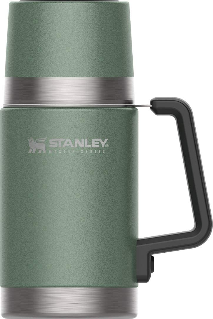 Stanley The Unbreakable Food Jar 24oz   Hammertone Green