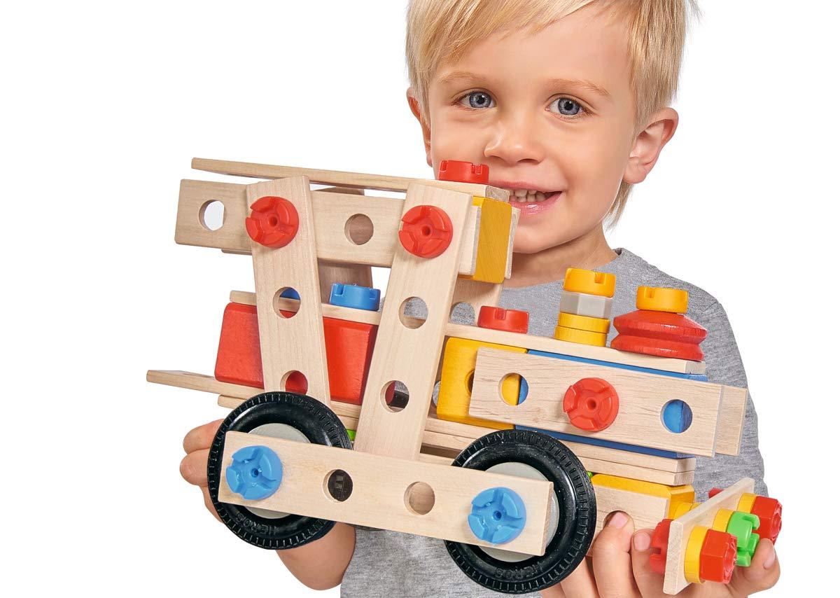 Constructor per Costruire 6 Modelli di Veicoli, 100 Pezzi