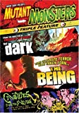 Mutant Monsters Triple Feature (The Dark / The Being / Creatures From the Abyss) by Shriek Show