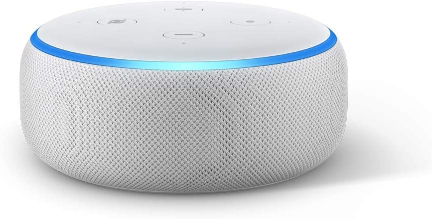 Echo Dot (3rd Gen) - Sandstone