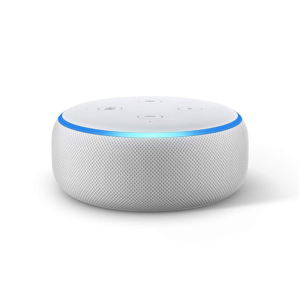 Echo Dot 3rd Gen Sandstone Reviews