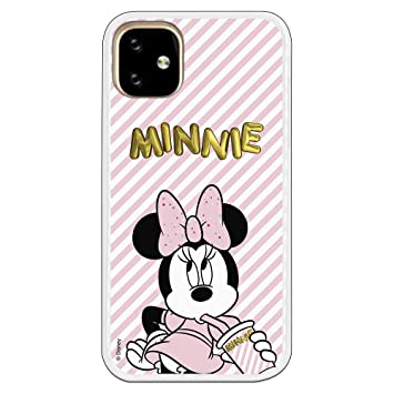 Funda para iPhone 11 Oficial de Clásicos Disney Minnie Cold ...