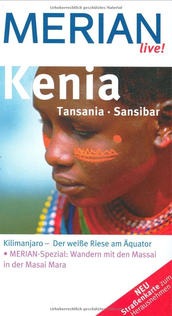 MERIAN live! Reiseführer Kenia Tansania Sansibar
