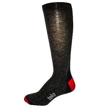 Teko SIN3RGI Merino lana mezcla de poly tripulación calcetines liners, mujer niña Niños hombre,
