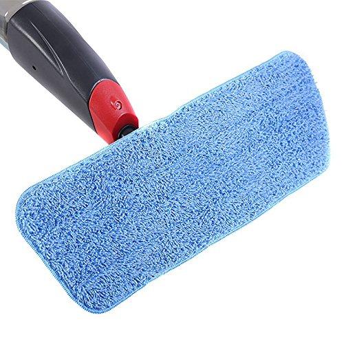 Springdoit 5-piece floor bucket mop head, microfiber rotating magic mop, household items tool