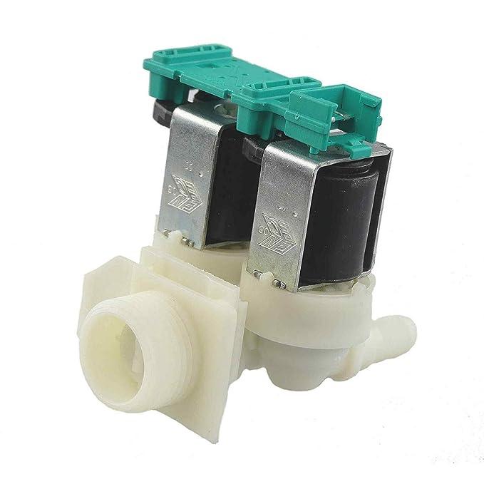 Recamania Electrovalvula Lavadora Bosch Compatible con Siemens ...