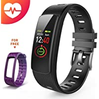 iWOWNfit i6HRC Fitness Watch with Heart Rate Monitor