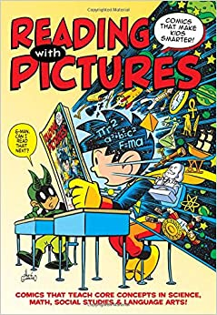 Image result for Reading with Pictures: Comics that Make Kids Smarter