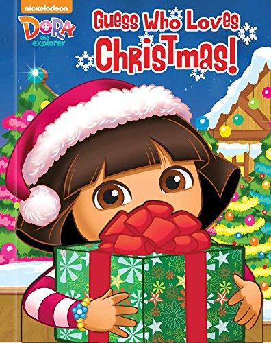 Dora the Explorer: Guess Who Loves Christmas! ()