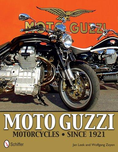 Moto Guzzi Motorcycles - 1