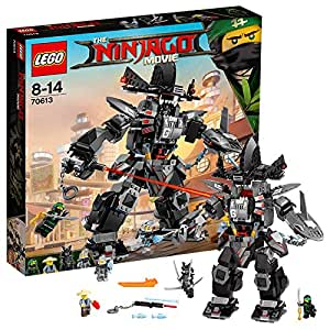 LEGO Ninjago Movie - Garma Mecha Man 70613, 747 Pices Building Toy Construction Set