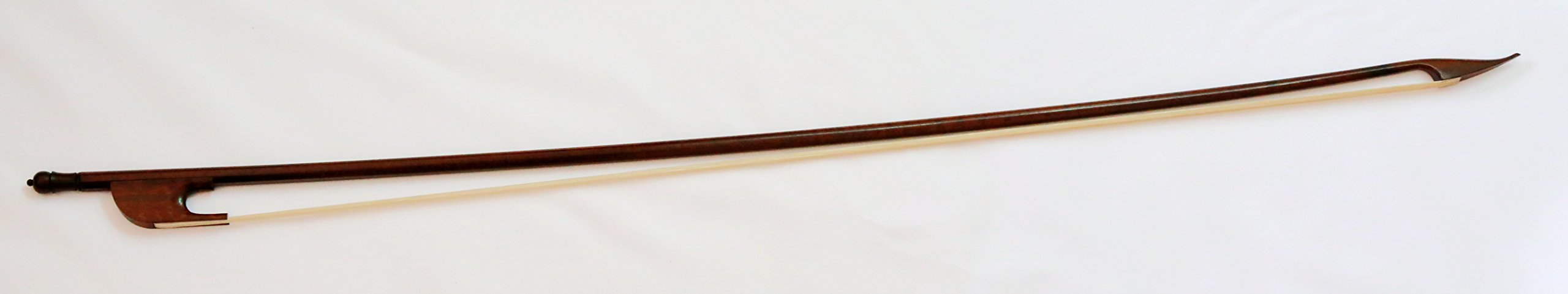 Master Old German Baroque Style Beautiful Snakewood Viola Bow BP#809