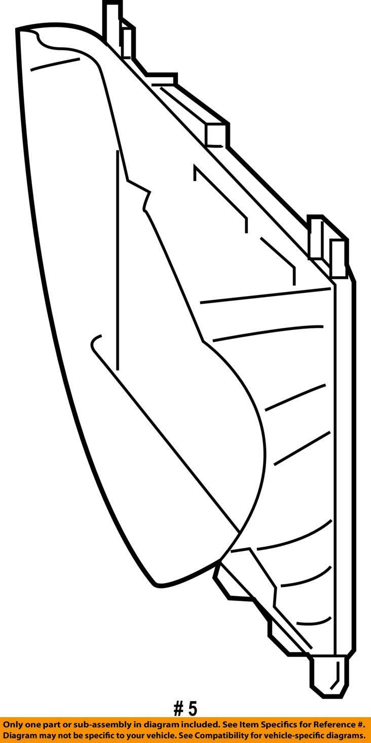 Amazon.com: Porsche OEM 15-16 Cayenne Turbo Turbocharger Intercooler-Front Duct 95850533635: Automotive