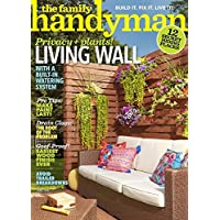 Deals on The Family Handyman Magazine 1-Year Subscription 8-issues