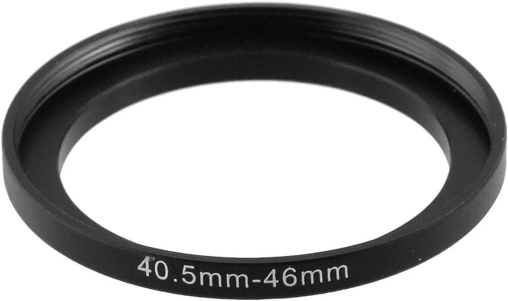 40.5-46mm Adapterring 40.5mm-46mm Filteradapter 40.5-46 mm
