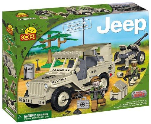 Juguetes Para Jeep Construcción Cob24201 Cobi Juego Juegos De Y Niños y0wNPv8mOn