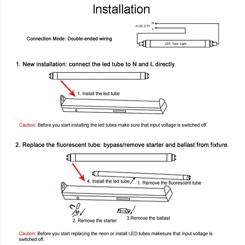 3 Way Switch Wiring Diagram Fluorescent 4 L Ballast ...