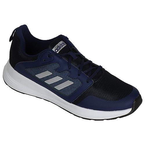 Adidas Men Blue Running Shoes Scuttle M