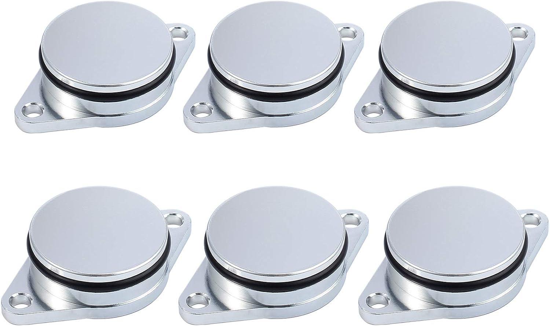 6stk 33mm Rohlinge Ersatz Stopfen Diesel Swirl Flap Elektronik