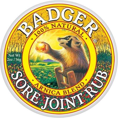 Badger Sore Muscle Rub Sore Joint Rub/0.75 oz.