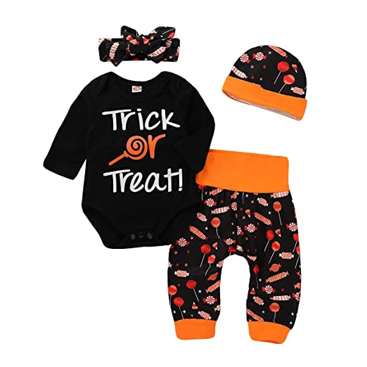 b4362664c Amazon.com  2Pcs Newborn Baby Boys Girls Outfits Long Sleeve Pocket ...