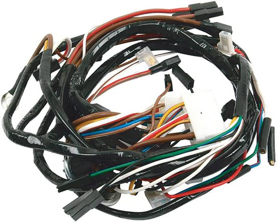 Amazon.com: FORD Tractor Main Wiring Harness 12 Volt C5NN14N104R,  C9NN14A103B 2000 3000 4000: Everything ElseAmazon.com