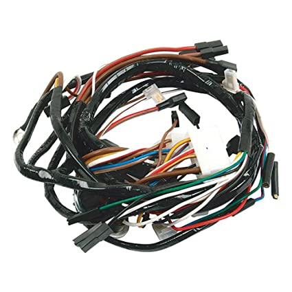 amazon com ford tractor main wiring harness 12 volt c5nn14n104r
