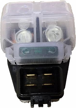 suzuki bandit fuse box location amazon com compatible with suzuki starter relay solenoid gsf 600  suzuki starter relay solenoid gsf 600