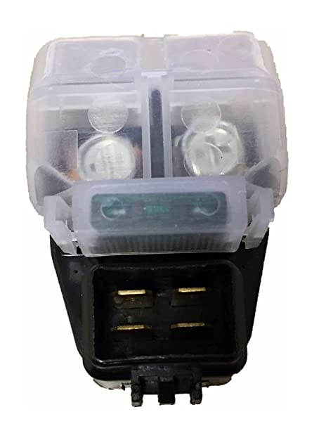 amazon com: suzuki starter relay solenoid 2003 04 05 06 07 08 ltz400 ltz  400 z400 quadsport: automotive