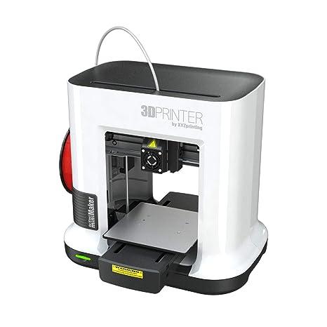 Impresora 3D de Vinci Mini White 1 Cabeza de XYZ Printing ...