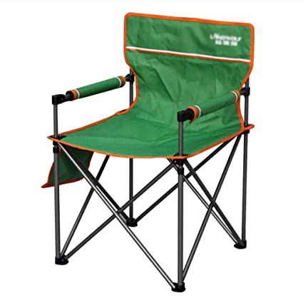 Folding chair Silla Plegable para Camping, Mesa de Pesca ...