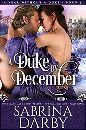 A Duke by December by Sabrina Darby