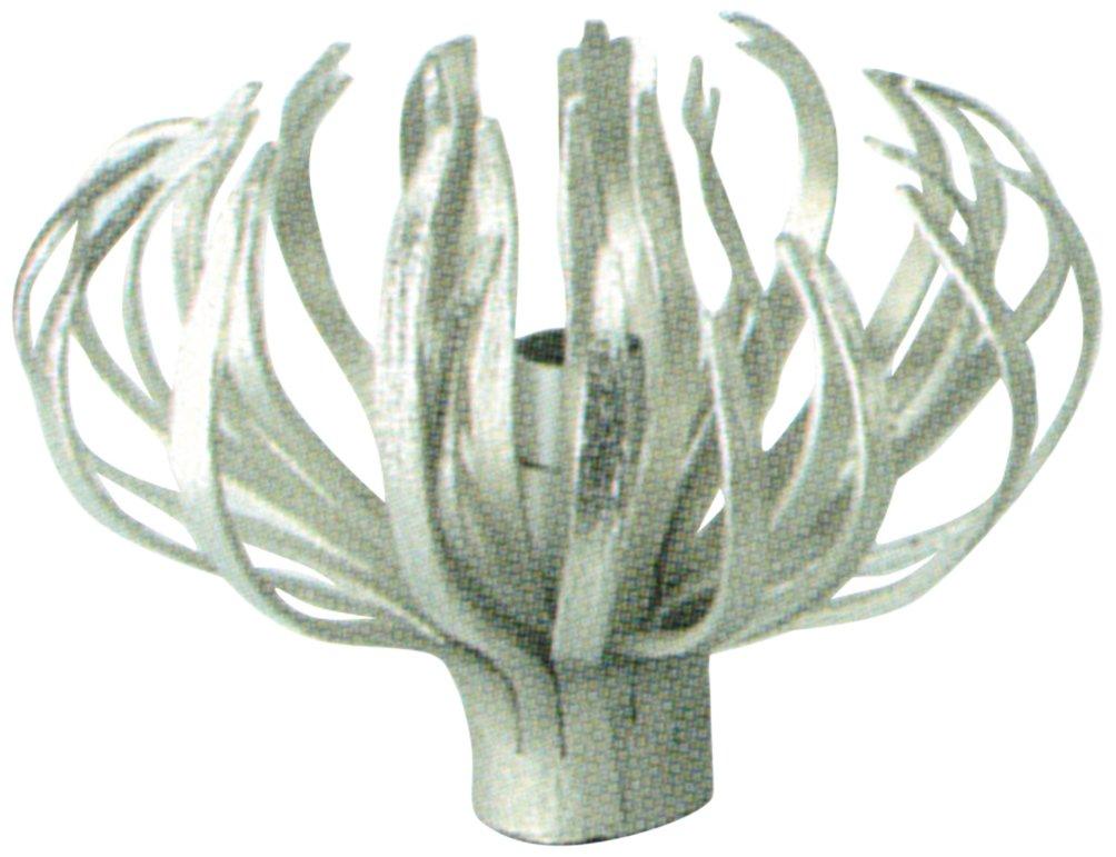 505341 能作 花器 MOVE-L φ4.7cm H21cm 錫100%/パイプ:真鍮(銅60%亜鉛40%) ケース入 日本製 B078G5YGX6  H21×φ4.7cm