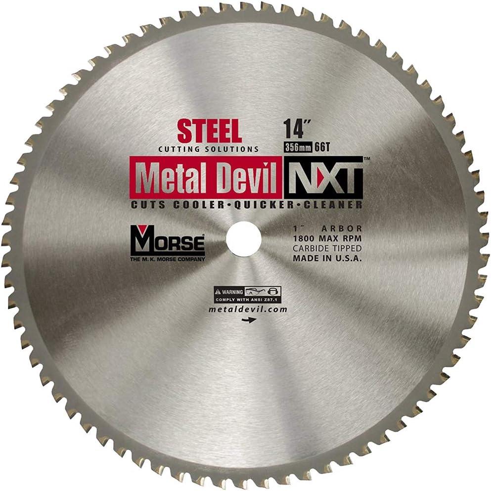 MK Morse- 101318 CSM1466NSC Metal Devil NXT