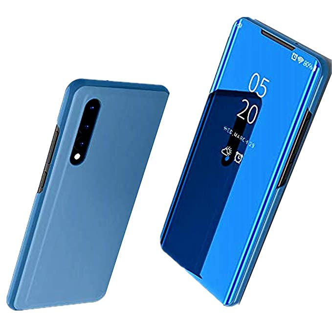 Amazon.com: Slim Huawei P30 Pro Case Luxurious Mirror View ...