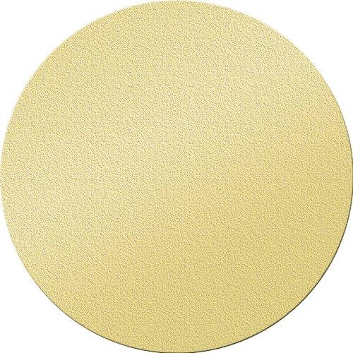 Platte River 161777, Abrasives, Sanding Discs, Aluminum Oxide, Super Gold, 6'' Nh PSA Aluminum Oxide 220c Sander Disc, 100-pack