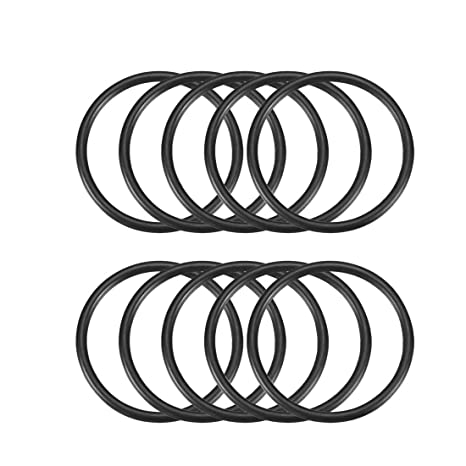 4mm Section 53mm Bore VITON Rubber O-Rings