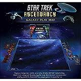 play nine board game - Star Trek Ascendancy Play Mat Game