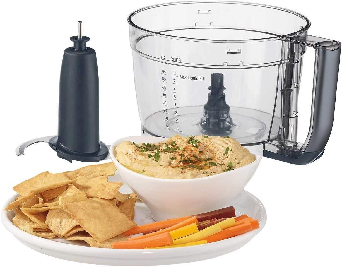 Elemental 13 Cup Food Processor with Spiralizer & Accessory Storage Case by Cuisinart (Image #5)