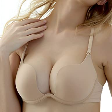 9 COLORS Multiway Strapless Push Up bra Ladies Full Coverage Underwire Brassiere