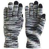 TrailHeads Women's Space Dye Touch Screen Knit Gloves